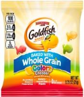 Pepperidge Farms Goldfish Colors Whole Grain Cracker, 0.75 Ounce -- 300 per case. - 300-.75 OUNCE