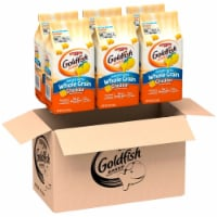 Goldfish Whole Grain Cheddar Baked Snack Crackers Case