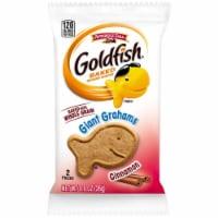 Pepperidge Farm Goldfish Giant Graham Crackers Cinnamon, 300-Count Pouches - 300 Count