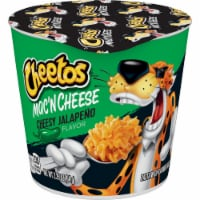 Cheetos Cheesy Jalapeno Mac 'N Cheese Cups