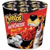 Cheetos Flamin' Hot Mac 'N Cheese Cups