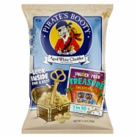 Pirate's Booty Veggie Rice and Corn Puffs 4 Oz Bag (Pack of 12)