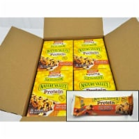 Nature Valley Peanut Butter Dark Chocolate Protein Chewy Bar, 22.7 Ounce -- 8 per case. - 8-22.7 OUNCE