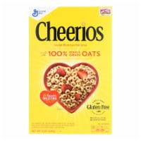 Cheerios Toasted Whole Grain Cereal