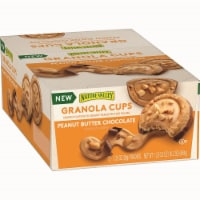 Nature Valley Peanut Butter Chocolate Granola Cups, 16.2 Ounce -- 6 per case.