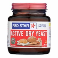 Red Star Nutritional Yeast Yeast - Active - Dry - Case of 12 - 4 oz - 4 OZ