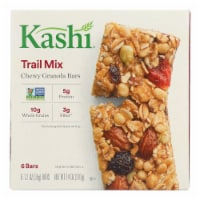 Kashi Trail Mix Granola Bars  - Case of 8 - 6/1.2 OZ - 6/1.2 OZ