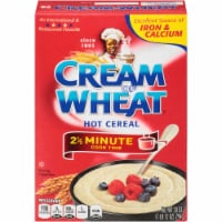 Krafts Cream of Wheat Hot Wheat Cereal - Quick, 28 Ounce -- 12 per case. - 12-28 OUNCE