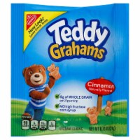 Teddy Grahams - Graham Cracker Cinnamon Cookies 150 Case .75 Ounce - 150-.75 OUNCE