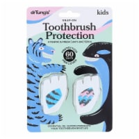 Dr. Tung's Toothbrush - Kids - Case of 6 - 2 Pk - Case of 6 - 2 PK each