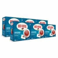 Red Rose Irish Breakfast Tea 50ct - 6 pack - 6 Boxes