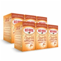 Red Rose Sweet Temptations Caramel Apple Pie 18ct - 6 pack - 6 Boxes
