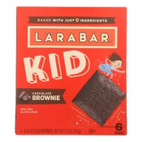 Larabar Kids Chocolate Brownie - Case of 8-6/.96 oz