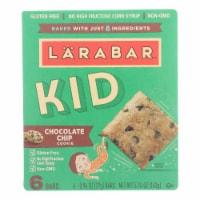 Larabar Kids Chocolate Chip Cookie Bars (8 Pack)