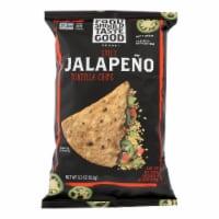 Food Should Taste Good Jalapeno Tortilla Chips
