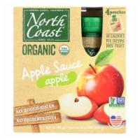 North Coast - Applesauce Pouch - Case of 6 - 4/3.2 OZ - 4/3.2 OZ