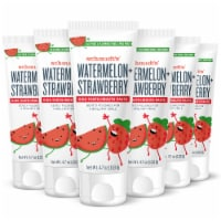 Schmidt's Kids Toothpaste - Watermelon & Strawberry