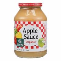 Eden Foods 100% Organic Applesauce - Case of 12 - 25 oz - 25 OZ