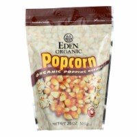 Eden Foods 100% Organic Yellow Popcorn - Case of 12 - 20 oz - Case of 12 - 20 OZ each