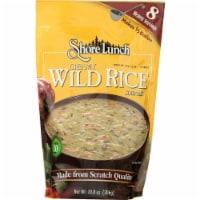 Shore Lunch Creamy Wild Rice Soup Mix Case Sale - 6 ct / 10.8 oz