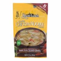 Shore Lunch Classic Chicken Noodle Soup Mix Case Sale - 6 ct / 9.2 oz