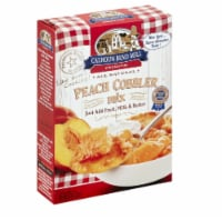 Calhoun Bend Peach Cobbler Mix, 8 Oz (Pack of 6) - 6