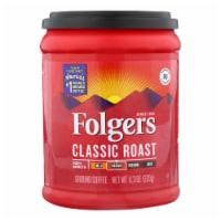 Folgers - Coffee Cassc Roast Ground - Case of 6 - 11.3 OZ
