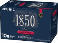 Folgers 1850 Trailblazer Medium-Dark Roast Coffee K-Cup Pods