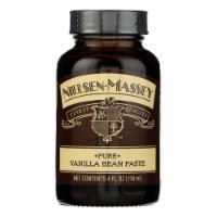 Nielsen - Massey Vanilla Bean Extract Pure Paste - Case of 6 - 4 Fl oz. - Case of 6 - 4 FZ each
