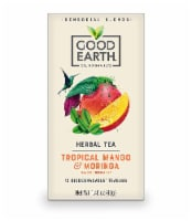 Miracle Tree Moringa Tropical Mango Support Tea Orginal, 15 Bags (Pack of 5)
