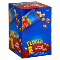 Planters Salted Cocktail Peanut, 2.5 Ounce -- 45 per case. - 3-15-2.5 OUNCE