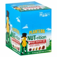 Planters Nut Nutrition Heart Healthy Mix, 1.5 Ounce -- 54 per case.
