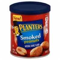 Planters Smoked Peanuts, 6 Ounce -- 8 per case. - 8-6 OUNCE