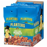 Planters On The Go Chili Lime Peanut, 2.25 Ounce -- 30 per case. - 3-10-2.25 OUNCE