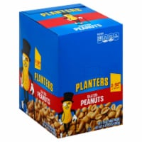 Planters Salted Peanuts, 1.75 Ounce -- 108 per case. - 6-18-1.75 OUNCE