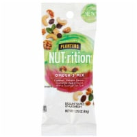 Planters Nut Rition Omega 3 Mix Snack Nuts, 1.75 Ounce -- 30 per case. - 3-10-1.75 OUNCE