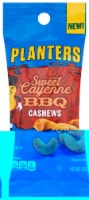 Planters Sweet Cayenne Barbecue Snack Nuts, 2.25 Ounce Tube -- 30 per case. - 3-10-2.25 OUNCE