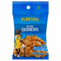 Planters Salted Cashew Big Bag Each 1.99,  3 Ounce --12 Case - 5