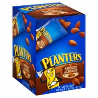 Planters Smoked Nuts With Almond Tube, 1.5 Ounce --108 Case - 6-18-1.5 OUNCE