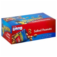 Planters Salted Peanuts, 1 Ounce -- 288 per case - 5