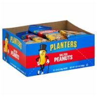 Planters Salted Peanut Snacks, 1.75 Ounce -- 48 per case. - 4-12-1.75 OUNCE