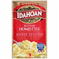 Idahoan Buttery Homestyle Mashed Potatoes Case