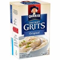 Quaker Original Instant Grits, 1 Ounce -- 144 per case - 12-12 OUNCE