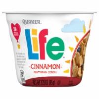 Life Cinnamon Multigrain Cereal Cup