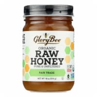 Glorybee Fair Trade Honey - Organic - Case of 6 - 18 oz. - Case of 6 - 18 OZ each