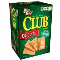 Keebler Club Crackers - 5.25 oz. package, 12 per case