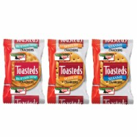 Cracker Keebler Toasted Variety Snack 600 Case 2 Count