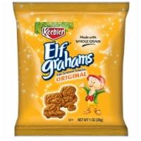Cracker Keebler Elf Graham Original 150 Case 1 Ounce
