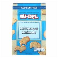 Midel Cookies - Arrowroot Animal - Case of 8 - 8 oz - 8 OZ