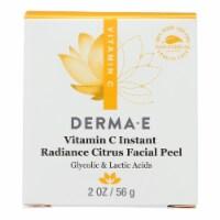 Derma E - Vitamin C Instant Cit Facial - 1 Each - 2 OZ - 1